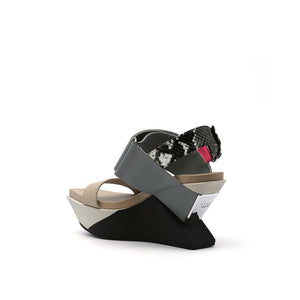 delta wedge sandal future angle in view