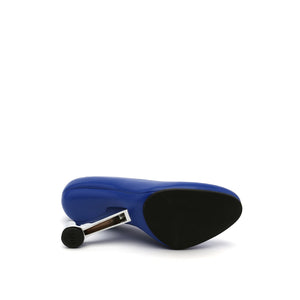 eamz pump cobalt blue bottom