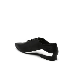 flow oxford black angle in