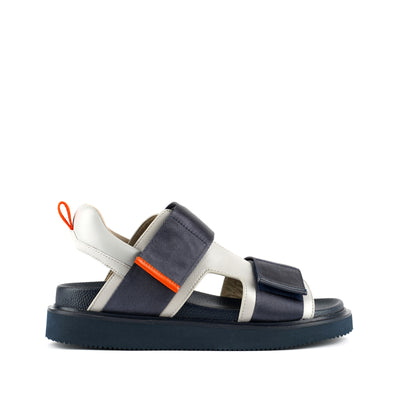 geo sandal mens blue beat 1 out view