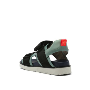 geo sandal mens voyage angle in view