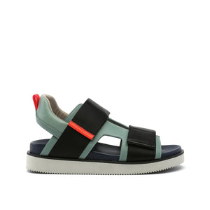 geo sandal mens voyage out view