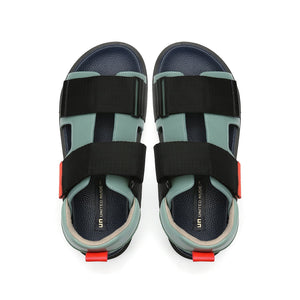 geo sandal mens voyage top view