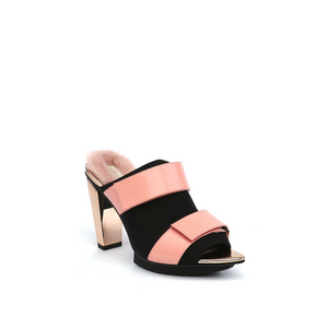 lev mule hi blush angle out view