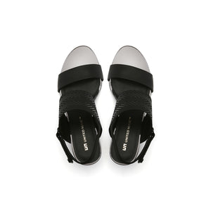 LEV Sandal Mid | Black Mix