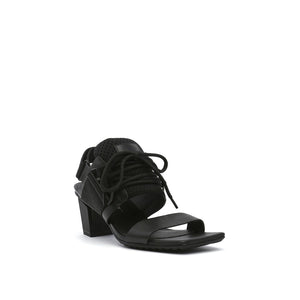 lev sport sandal mid black angle out view