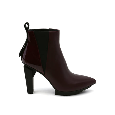 lev tek bootie hi bordeaux out
