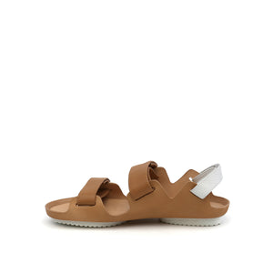 lilt sandal beige + white in view