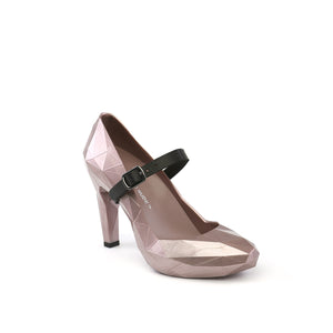 lo res pump rose glitter angle out view