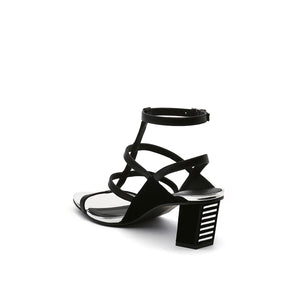 Luxor Sandal Mid | Black Mix