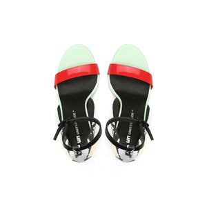 molten flow sandal hi fresh top view