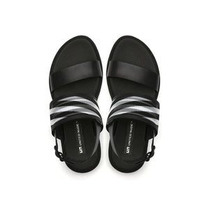 op sandal lo black top view