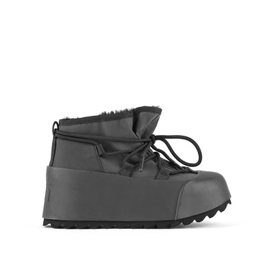 polar bootie black out view