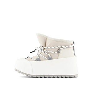 polar bootie off white in view