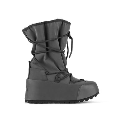 polar calf boot black out view