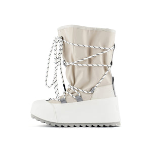 polar calf boot off white in view
