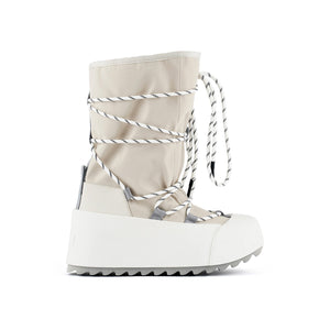 polar calf boot off white out view