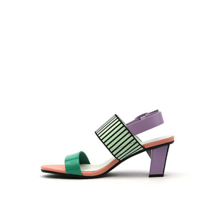 pop sandal mid pastel in view