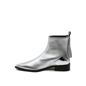 Pure Bootie | Silver
