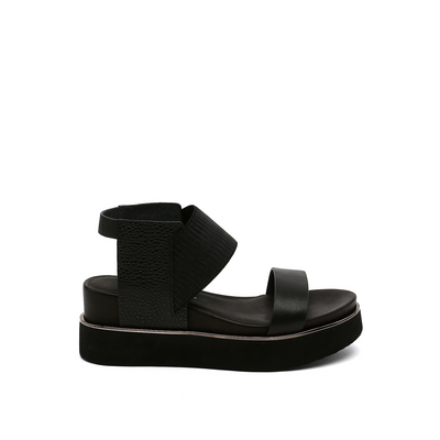 rico sandal black mix out view