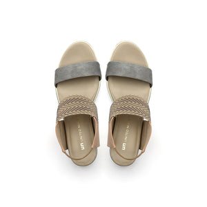 rico sandal scandinavian top view