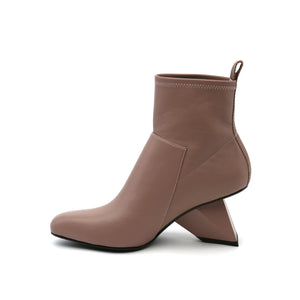 rockit pure bootie dusty pink in