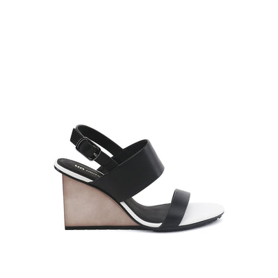 solid slingback hi black out view