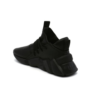 space kick bold mens black angle in