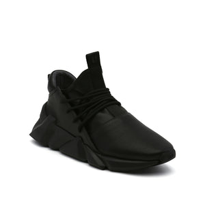space kick bold mens black angle out