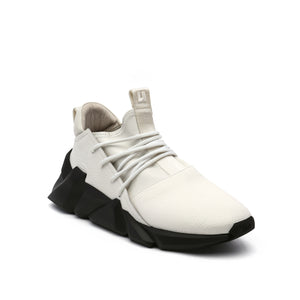 space kick bold mens white angle out