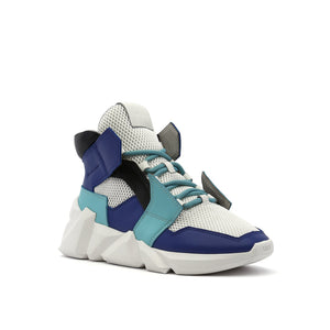 space kick jet hi mens summer blue angle out view