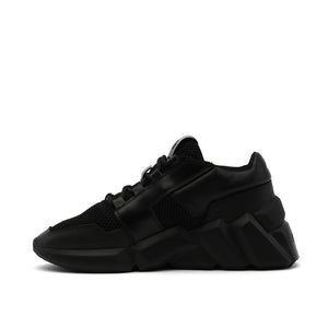 space kick jet lo mens black in view