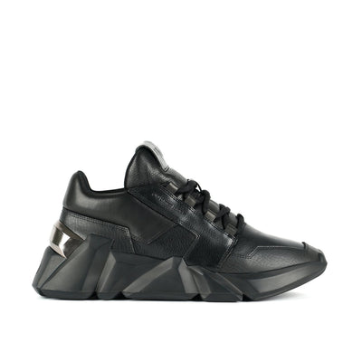 space kick jet lo mens black ii angle out