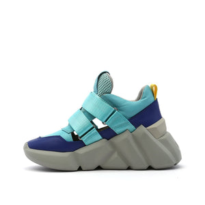 space kick womens summer blue in view