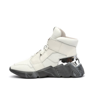 space kick jet hi mens off white in view