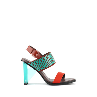 spark sandal hi flambei out view