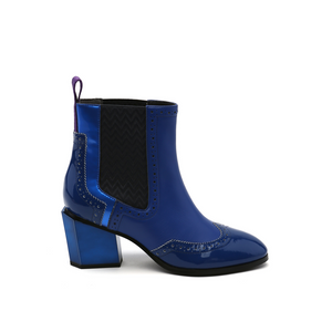 tetra chelsea boot cobalt blue out view