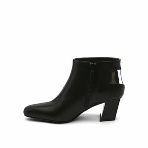 twist flow bootie black in