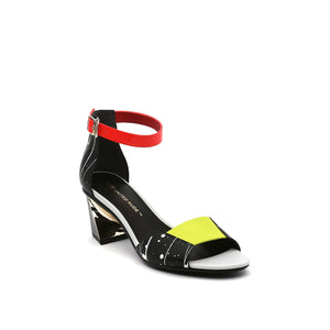 Twist Sandal | Cyber Mix