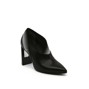 Zink Pop Pump Hi | Black