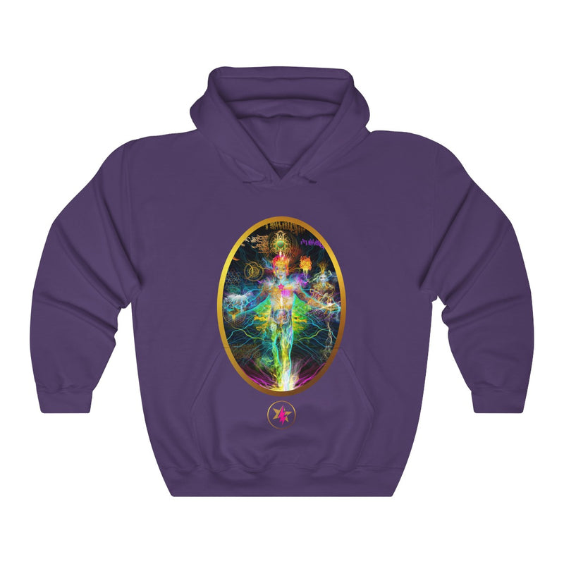 THE STARMAN - Heavy Blend™ Hooded Sweatshirt