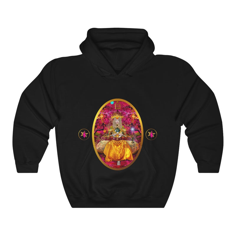 STARWOMAN - THE EMPRESS - Heavy Blend™ Hooded Sweatshirt