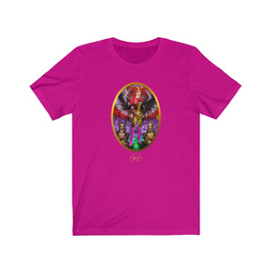 STARWOMAN - THE DEVIL - Jersey Short Sleeve Tee