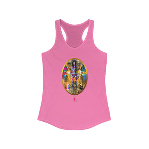 STARWOMAN - PRINCESS OF CUPS - Racerback Tank Tee