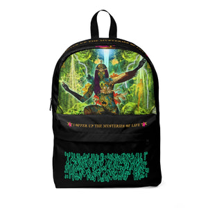 THE HIGH PRIESTESS - MYSTERIES OF LIFE - Backpack