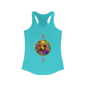 STARWOMAN - TWO OF CUPS - Racerback Tank Tee