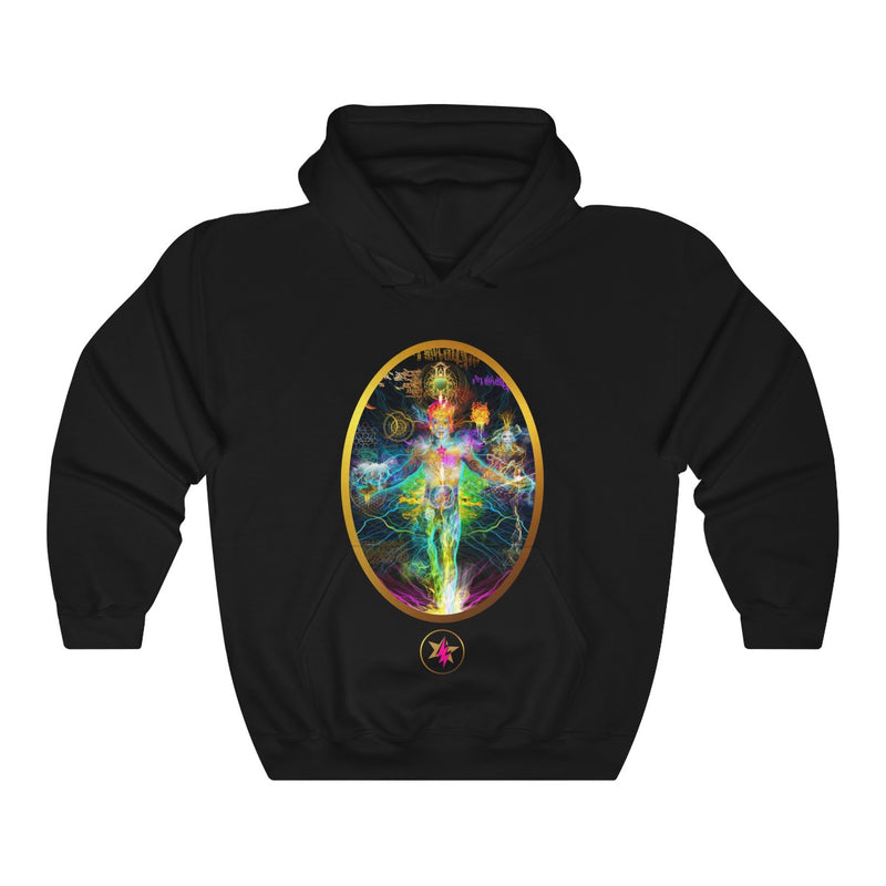 STARWOMAN - THE STARMAN - Heavy Blend™ Hooded Sweatshirt