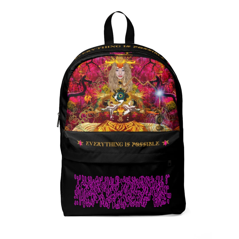 THE EMPRESS - EVERYTHING IS POSSIBLE - BACKPACK
