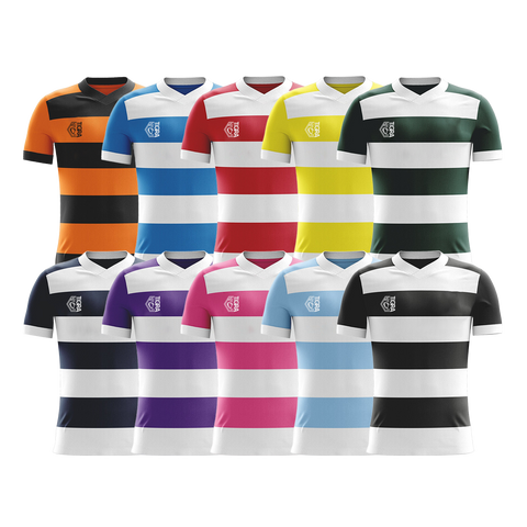 Tigra Debut Football Royal Shirt