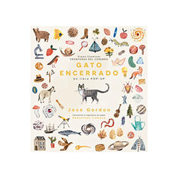 GATO ENCERRADO -  LIBRO POP-UP